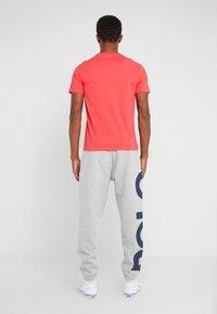 Polo Ralph Lauren - SHORT SLEEVE - T-shirt basique - rosette heather - 2