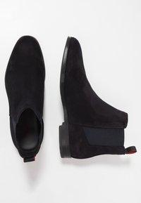HUGO - BOHEME - Classic ankle boots - dark blue - 1