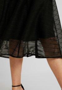 TFNC Tall - FLEUR DRESS - Sukienka koktajlowa - black - 5