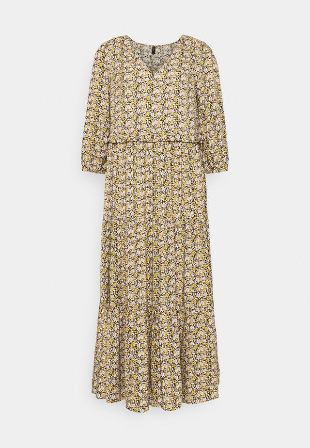 YASVICCO DRESS - Robe longue - black/vicco