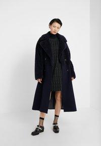 MAX&Co. - COSMO - Jumper dress - black pattern - 1