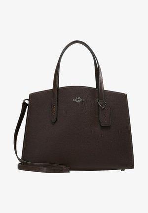 CHARLIE CARRYALL - Handbag - dark/oxblood
