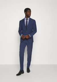 Tommy Hilfiger Tailored - HOUNDSTOOTH CLASSIC - Camisa elegante - blue - 1