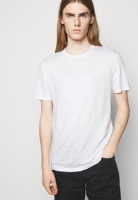 J.LINDEBERG - COMA - Basic T-shirt - white - 3