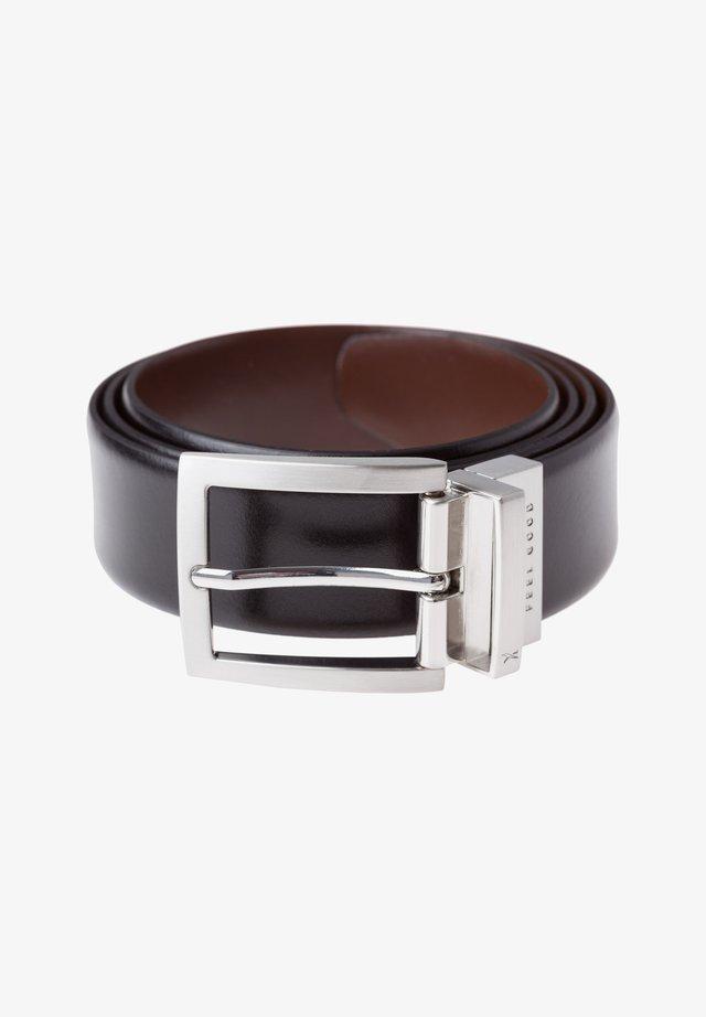 Belt - black/brown