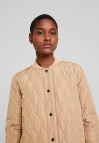 Kaffe - SHALLY QUILTED - Winter coat - tannin - 3