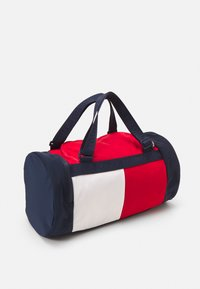 Tommy Hilfiger - CORPORATE CONV BACKPACK DUFFLE UNISEX - Sports bag - dark blue - 1