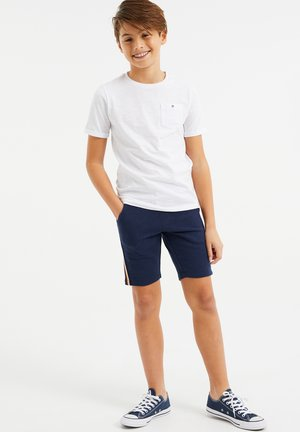 WE FASHION JONGENS T-SHIRT - T-shirt basic - white