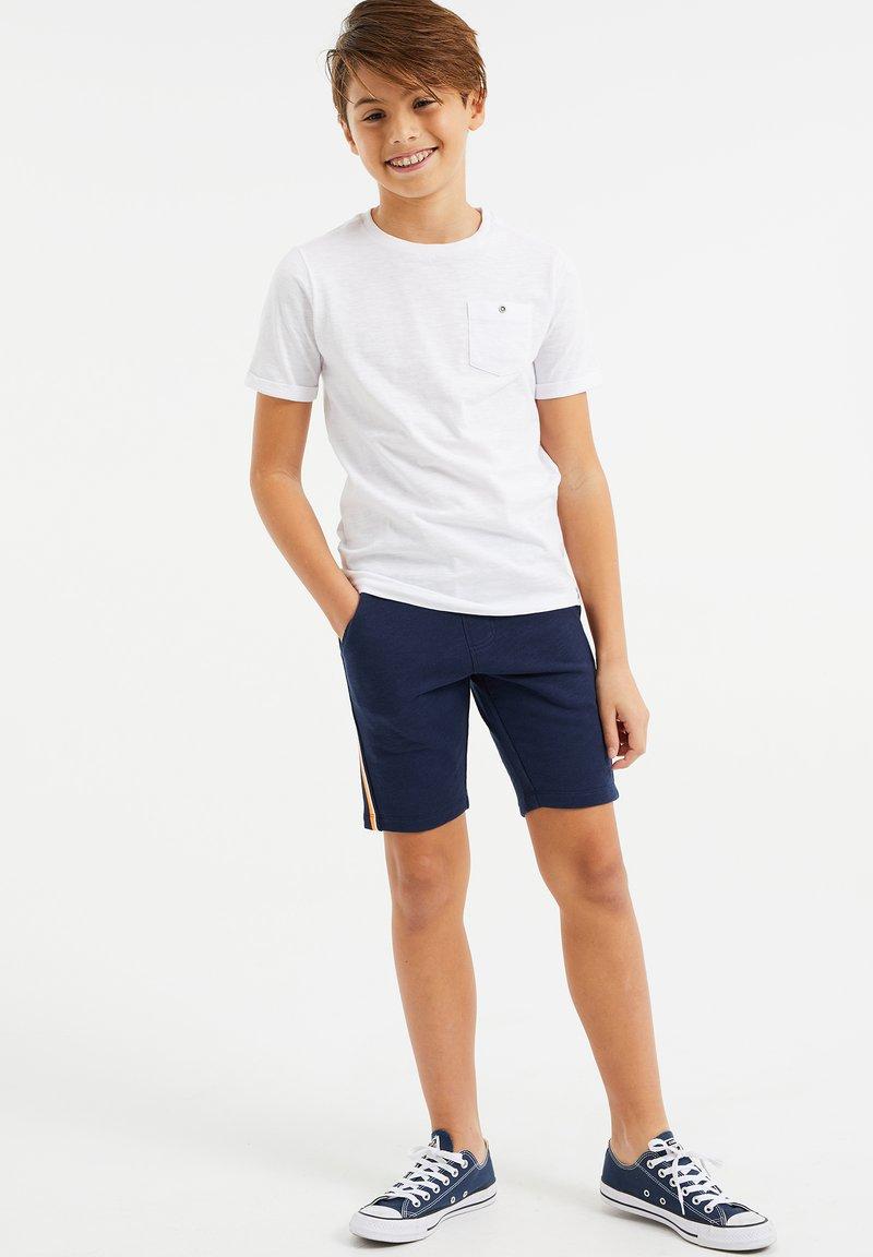 WE Fashion - WE FASHION JONGENS T-SHIRT - T-shirt basic - white
