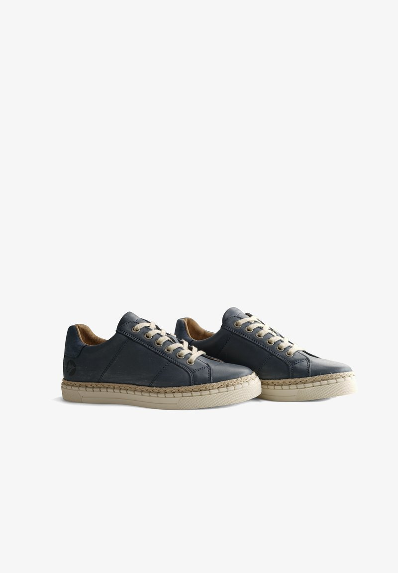 Travelin - MOULINS  - Sneakers laag - blue