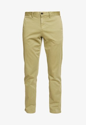 DENTON FLEX - Chino - green