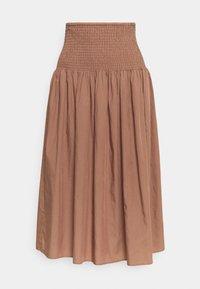 ARKET - A-line skirt - light brown - 0
