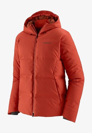 Down jacket - hot ember
