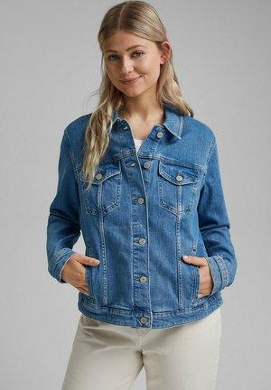 Denim jacket - blue medium washed