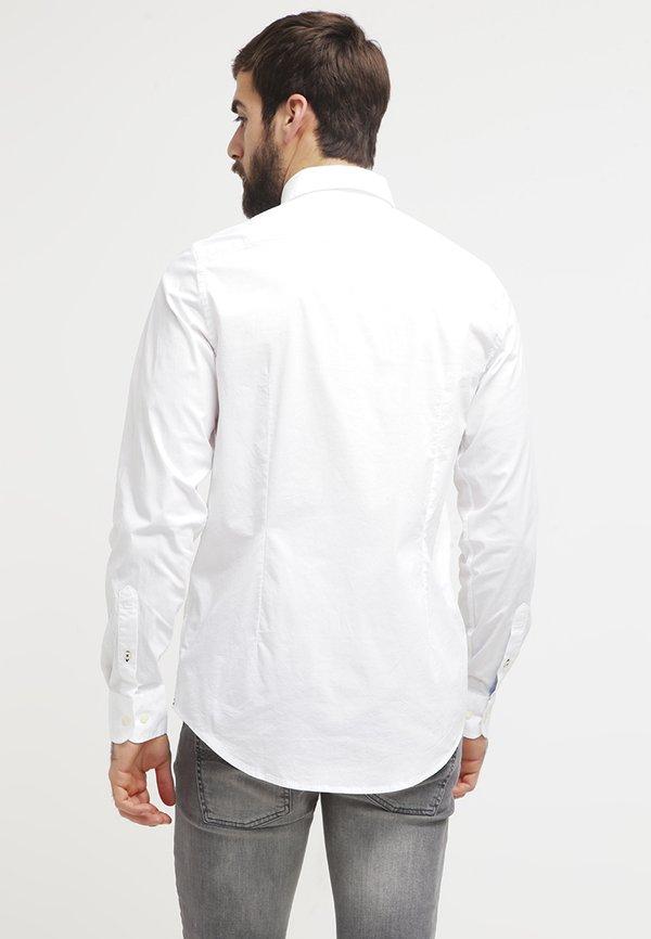 Tommy Hilfiger Koszula - classic white/biały Odzież Męska HHMS