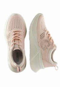GRÜNBERG - Sneakersy niskie - peach - 2