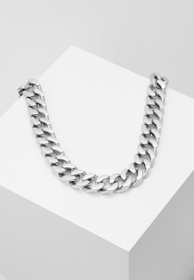 RIOT - Necklace - silver-coloured