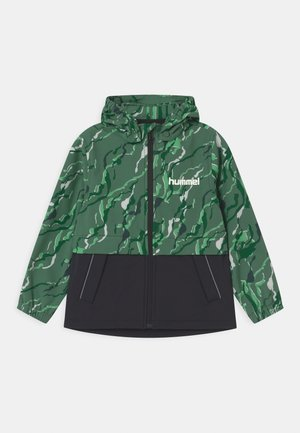CHUVA UNISEX - Soft shell jacket - green