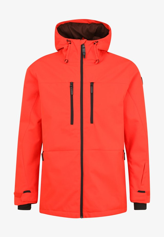 Veste de ski - fiery red