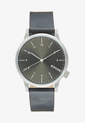Winston - Horloge - black