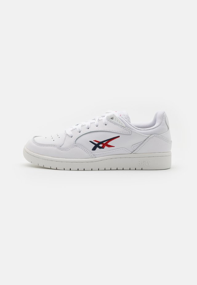 GEL SKYCOURT UNISEX - Sneakersy niskie - white/midnight