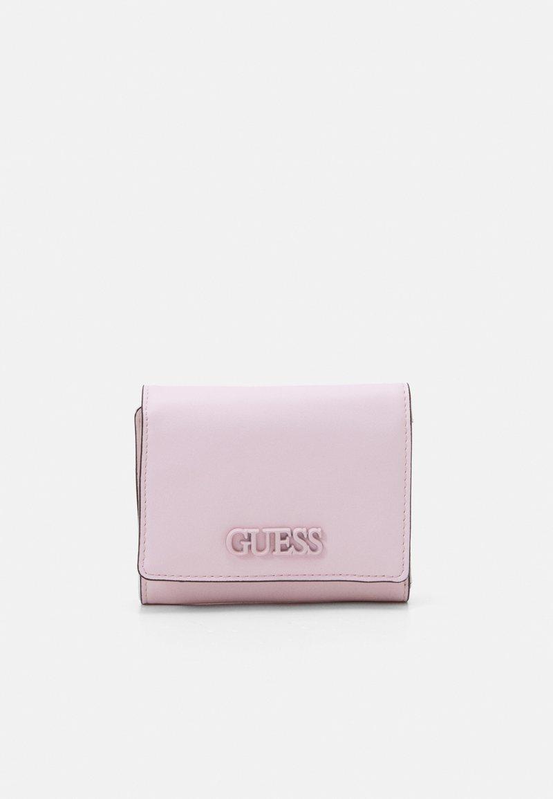 Guess - CENTRAL CITY TRIFOLD - Peněženka - blush