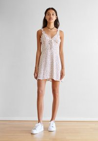 PULL&BEAR - Day dress - white - 1