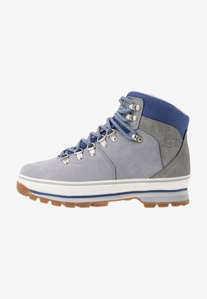 EURO HIKER BOOT - Lace-up ankle boots - grey