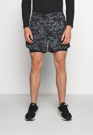 PRIMEBLUE - Sports shorts - grefou/multcolor/black