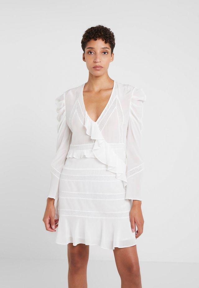 SINIA - Vestido informal - ecru
