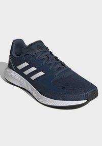 adidas Performance - RUN 2.0 RUNNING - Löparskor stabilitet - blue - 2