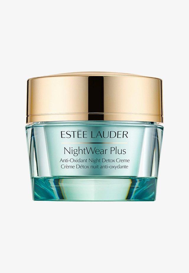 NIGHTWEAR DETOX NIGHT CREME 50ML - Night care - neutral