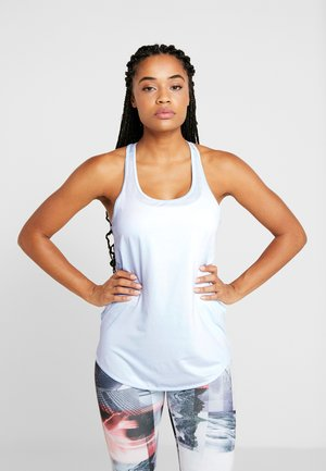 TRAINING TANK - Top - blue jewel marle