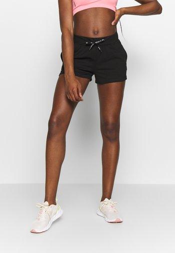 ONPPERFORMANCE SHORTS - Pantaloncini sportivi - black