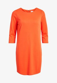 Vila - VITINNY - Day dress - light red - 5