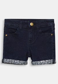 Esprit - Denim shorts - dark indigo denim - 1