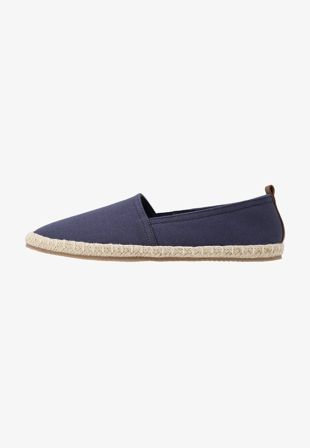 Espadrillas - dark blue