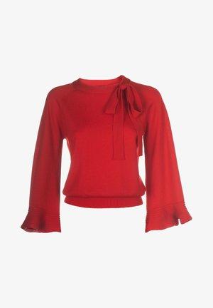 MARSIA - Pullover - rosso