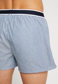 BOSS - 2 PACK - Boxer shorts - light/pastel blue - 2