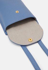 Coccinelle - PORTA TELEPHONO - Across body bag - pacific blue - 2