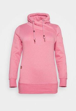 NESKA PLUS - Hoodie - pink