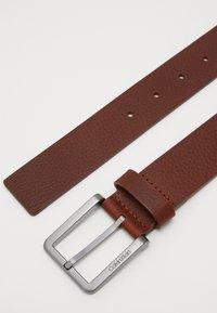 Calvin Klein - ESSENTIAL PLUS - Belt - brown - 3