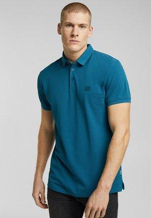 Koszulka polo - petrol blue