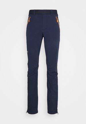 PEDROC - Outdoor trousers - navy blazer