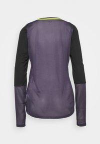 Fox Racing - WOMENS DEFEND - Funktionsshirt - dark purple - 1