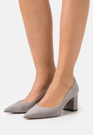 INES - Klassiske pumps - light/pastel grey