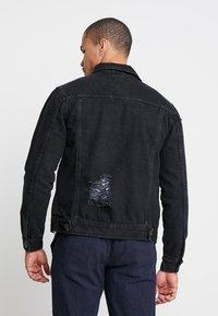 Redefined Rebel - JASON JACKET - Giacca di jeans - lava stone - 2