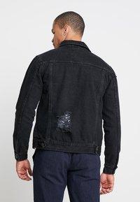 Redefined Rebel - JASON JACKET - Denim jacket - lava stone - 2