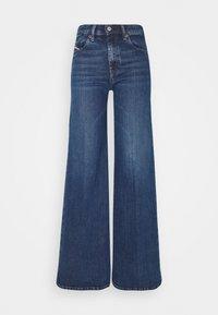 Diesel - D-AKEMI - Flared Jeans - indigo - 4