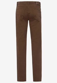 BRAX - STYLE CADIZ - Straight leg jeans - nougat - 6